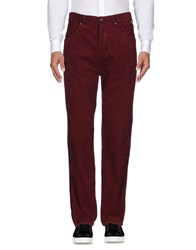 Makia Casual Pants Maroon