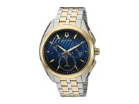 Bulova Curv 98A159 Stainless Steel Gold Tone Watches