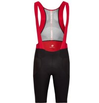 Castelli Premio Mesh And Jersey Cycling Bib Shorts Black