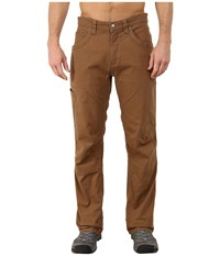 Mountain Khakis Camber 107 Pant Tobacco Men's Casual Pants Brown