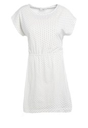Minimum Alysa Jersey Dress White