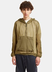 Snow Peak Insect Shield Parka Jacket Green