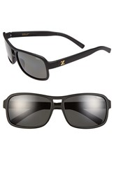 Women's Zeal Optics 'Tofino' 57Mm Polarized Plant Based Sunglasses Tofino Matte Black