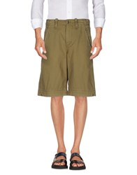 Polo Jeans Company Bermudas Military Green