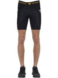 Under Armour Project Rock Techno Comp Shorts Black