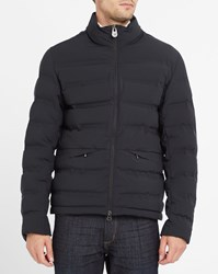 Colmar Matte Black 1244 Heat Sealed Down Jacket
