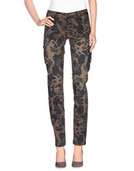 At.P. Co At.P.Co Trousers Casual Trousers Women Khaki