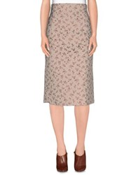 Manila Grace Skirts 3 4 Length Skirts Women