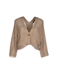 Diana Gallesi Cardigans Light Brown