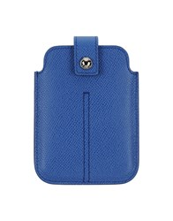 Tod's Hi Tech Accessories Blue