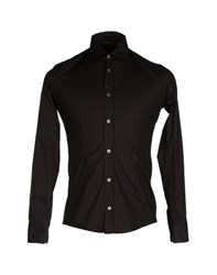 Messagerie Shirts Shirts Men Dark Brown