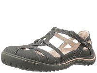 Jambu Spain Charcoal Pastel Pink Women's Shoes Black