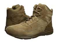 Bates Footwear Raide Mid Leather Sport Tactical Olive Mojave Work Boots Beige