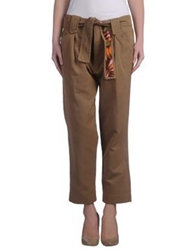 Jejia Casual Pants Military Green