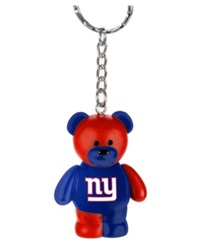 Forever Collectibles New York Giants Bear Keychain Team Color