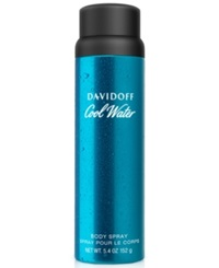 Davidoff Cool Water Body Spray For Him 5.4 Oz