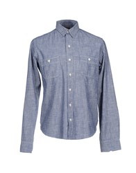 Dickies Shirts Shirts Men Blue