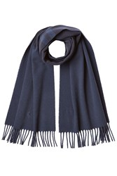 Polo Ralph Lauren Wool Scarf Blue