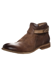 A.S.98 Dynamo Boots Whisky Dark Brown