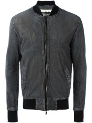 Giorgio Brato Zipped Jacket Black