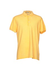 Capobianco Polo Shirts Apricot