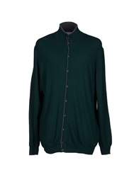 Guess By Marciano Cardigans Dark Green