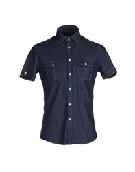 Robert Friedman Denim Denim Shirts Men
