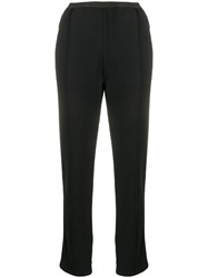 Haider Ackermann Cropped Tapered Trousers 60