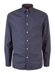 Victorinox Cross Print Shirt Black