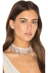 Frasier Sterling Jagger Choker Metallic Copper