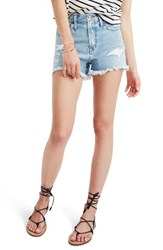 Madewell Women's Perfect Jean Shorts