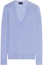 J.Crew Cashmere Sweater Blue