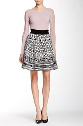 Stella And Jamie Soleil High Waist Skirt Multi