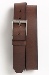 Men's Fossil 'Dacey' Leather Belt