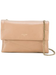 Lanvin Sugar Shoulder Bag Nude Neutrals