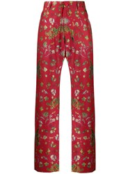 Martine Rose Dragon Print Trousers 60