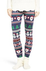 Love By Design Women's Christmas Leggings