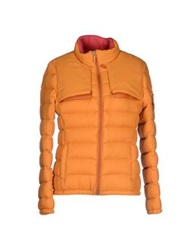 Piquadro Down Jackets Orange