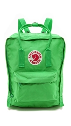 Fjall Raven Kanken Backpack Villa Green