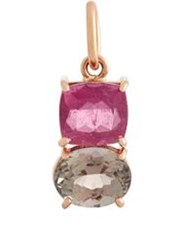 Irene Neuwirth Mixed Tourmaline Pendant Colorless