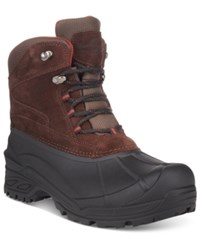 Weatherproof Vintage Men's Wyoming Boots Men's Shoes Brown