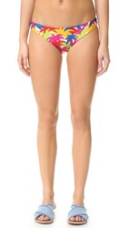 Basta Surf Popoyo Reversible Ribbon Retro Bottoms Palm