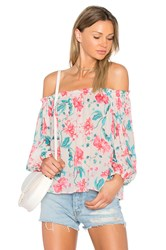 Sam And Lavi April Top Ivory