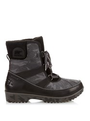 Sorel Tivoli Ii Canvas Ankle Boots