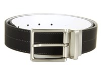 Nike Center Stitch Reversible Black White Men's Belts