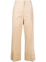 Boutique Moschino Wide Leg Trousers 60
