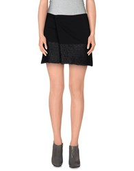 Noshua Skirts Mini Skirts Women Black
