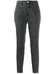 Iro Tapered Ankle Zip Jeans 60