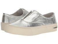 Seavees 01 64 Sunset Strip Sneaker Silver Women's Shoes