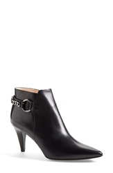 Aquatalia By Marvin K 'Stacey' Weatherproof Pointy Toe Boot Women Black Leather